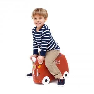 Valise enfant à roulette Gruffalo de Trunki