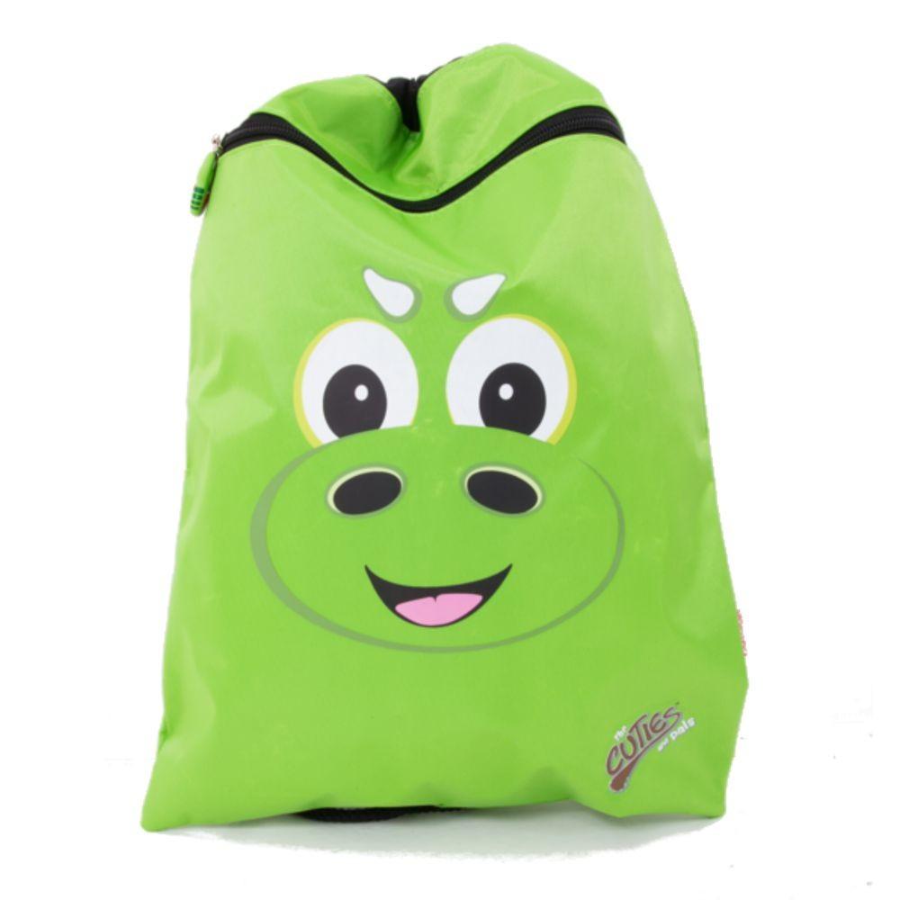 """Sac souple """"string bag"""" Dinosaure de Cuties and Pals"""