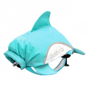 Sac de piscine-plage Dauphin Paddlepack taille L Trunki