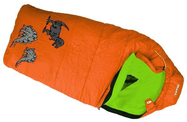 Sac de couchage PATROLL enfant extensible de 155 à 180 cm