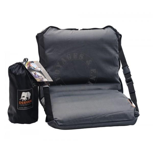 si ge lit de voyage gonflable pour b b en avion air traveller. Black Bedroom Furniture Sets. Home Design Ideas