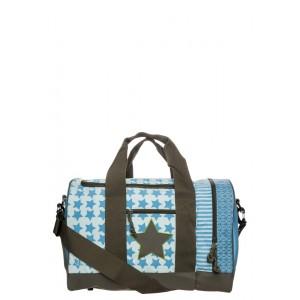 Sac weekend enfant Lassig Sportsbag mini Starlight olive