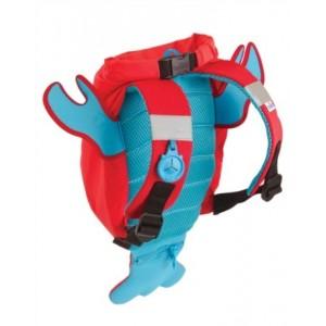 Sac de piscine-plage Langouste rouge Paddlepack taille M Trunki