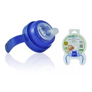 Poignée bleue avec bec - Gobelet d'apprentisage Pacific Baby
