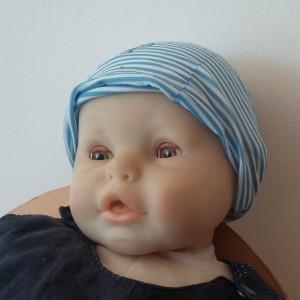 Tour de cou / bonnet bébé multifonction Twister plusieurs coloris