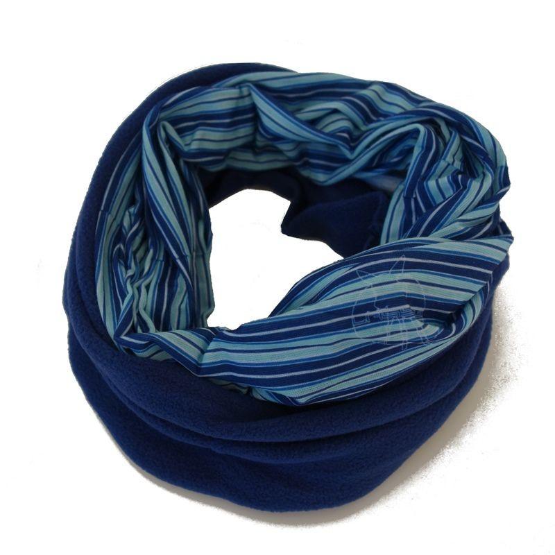 echarpe en polaire tube snood bonnet multifonction twister lassig. Black Bedroom Furniture Sets. Home Design Ideas