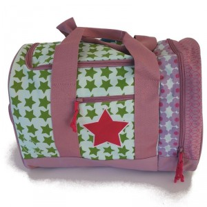 Sac week-end enfant Lassig Starlight rose
