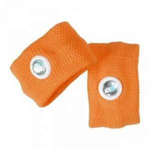 Bracelet anti-nausée pour enfants orange S pharmavoyage