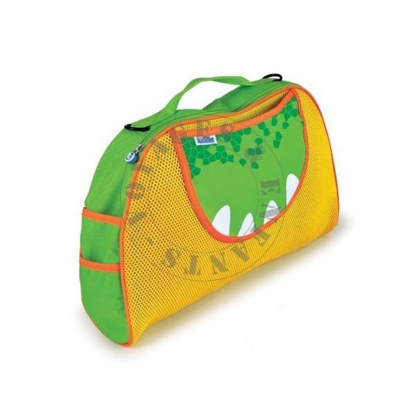 dino trunki 39 s sac de voyage pour enfant pour ranger tous les jouets. Black Bedroom Furniture Sets. Home Design Ideas
