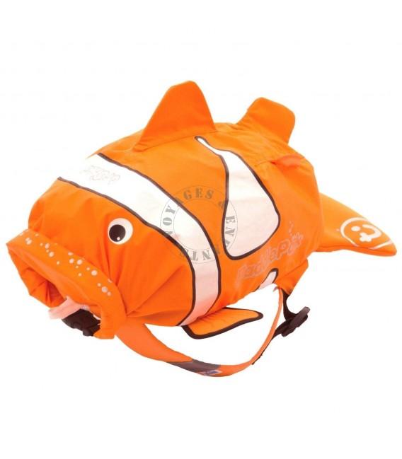 Sac étanche Trunki poisson clown Voyages et Enfants