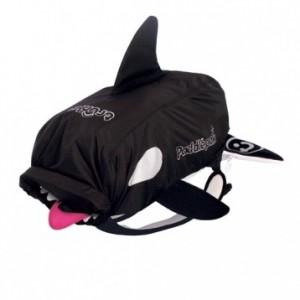 Sac de piscine-plage baleine/orque Paddlepack laille L Trunki