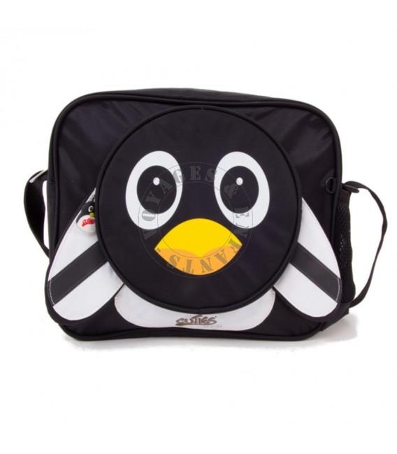 Sac besace Pingouin de Cuties and Pals