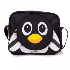 Sac besace Pingouin de Cuties and Pals