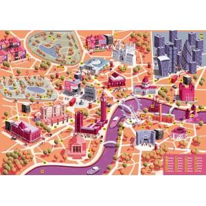 Guide de voyage enfant Londres Graines de Voyageurs