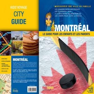 Guide de voyage pour enfant Montréal