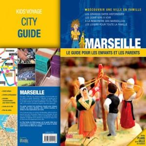 Guide de voyage pour enfant Marseille