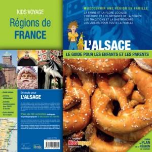 Alsace de Kids Voyage Guide de voyage enfant