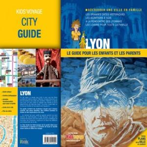 Guide de voyage pour enfant Lyon