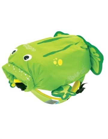 Sac de piscine-plage grenouille Paddlepack taille M Trunki