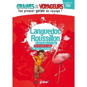 Guide de voyage pour enfant Languedoc Rousillon de Graines de Voyageurs