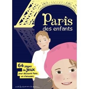 Paris des enfants: livre jeu