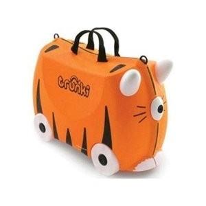 Valise à roulette Trunki Tigre Tipu pour enfant