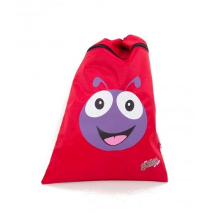"Sac souple ""string bag"" Coccinelle de Cuties and Pals"