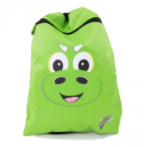 "Sac souple ""string bag"" Dinosaure de Cuties and Pals"
