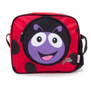 Sac besace Coccinelle de Cuties and Pals