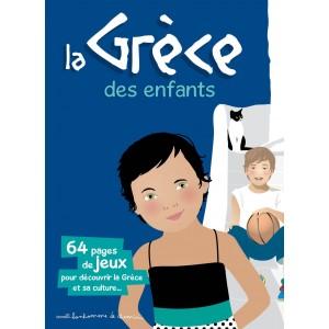 Livre guide voyage Grèce des enfants