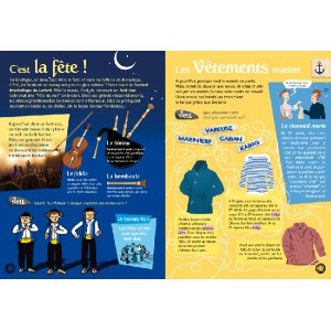 Livre jeu: la Bretagne des Enfants