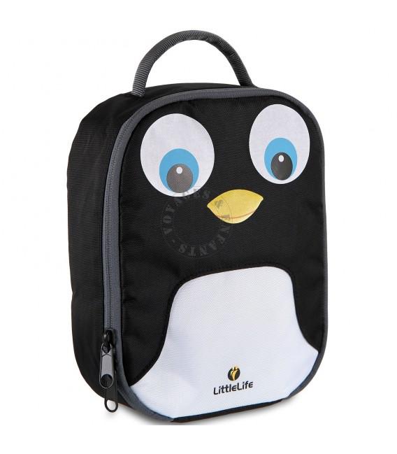 Sac à gouter Pingouin - Little Life