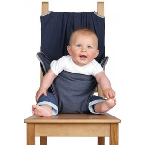 Totseat siège nomade tissu bébé