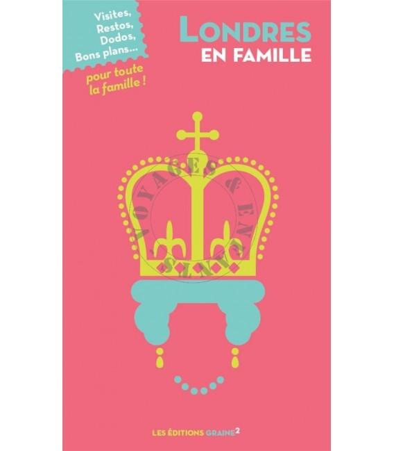 Londres en Famille - guide voyage - Graines de Voyageurs