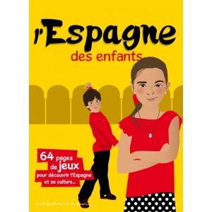 L'Espagne des enfants - Livre jeu