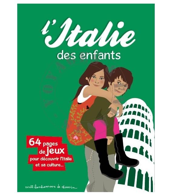 L'Italie des enfants: livre jeu