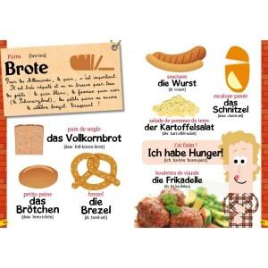 Guide de conversation Allemand pour les Enfants