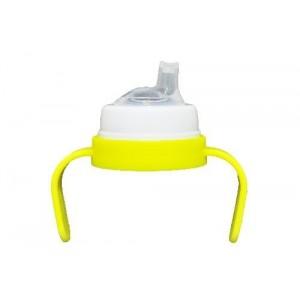 Poignée jaune avec bec - Gobelet d'apprentisage Pacific Baby