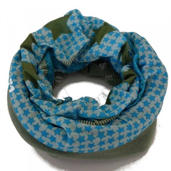 ... Echarpe tube et bonnet polaire enfant multifonction Twister plusieurs  coloris ... ea431b8d5dc0