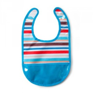 Bavoir double face Stripes de BabyToLove