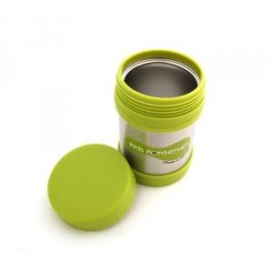 Boite INOX isotherme Kids Konserve vert