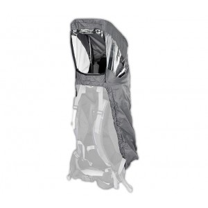 Protection de pluie pour porte bébé Little Life