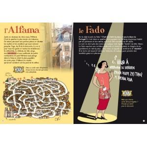 La Provence des enfant guide livre jeu voyage vacances
