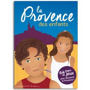 La Provence des enfants: livre jeu