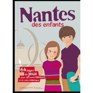Livre jeu: Nantes des Enfants