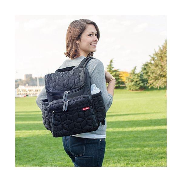 203107 Idee Natale Forma Grey Regalo di Skip Hop Uk Backpack TwYX7