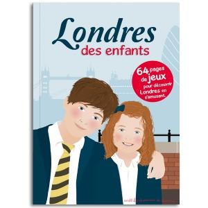 Livre jeu: Londres des Enfants Bonhomme de chemin