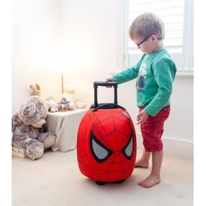 Valise enfant Little Life Spiderman rouge