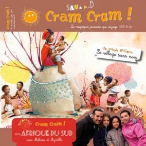 Cram-Cram en Afrique du Sud: magazine voyage pour enfants