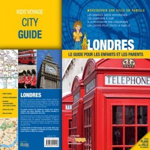 Londres Kid's Voyage Guide de voyage pour enfant